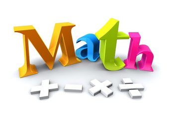 January is Math Month!