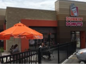 Checking in on dunkin doughnuts