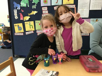 News from Pre K