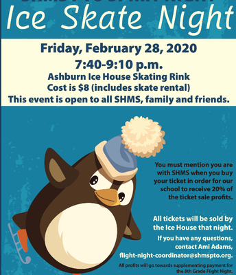 SHMS PTO Spirit Night
