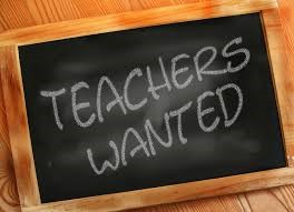 Do You Have Teacher Vacancies?