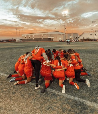 Women's Soccer Put Up Fight on Short-Handed Senior Night