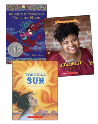 New Culturally-Responsive Book Packs