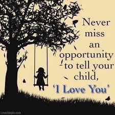 We love your kids!