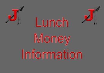 Lunch Money Information