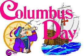 Holiday (Columbus Day) - October 8th
