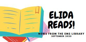 """Middle School Library to Create Monthly """"Elida Reads"""" Newsletter"""