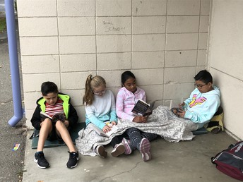 Reading...5th grade style!