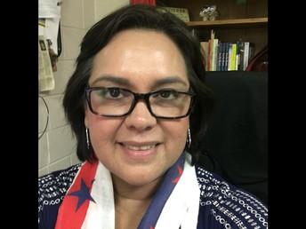 Carmen S. Garza, MLS.