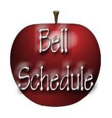 School Bell Schedule
