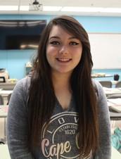 Student SpotLight:  Kayla Barnard