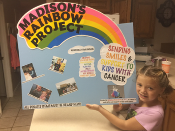 MADISON'S RAINBOW PROJECT