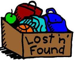Lost & Found!