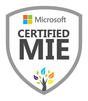 Are you a certified Microsoft Innovative Educator?