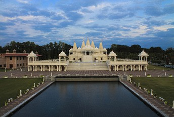 7th Grade Hindu Temple Field Trip