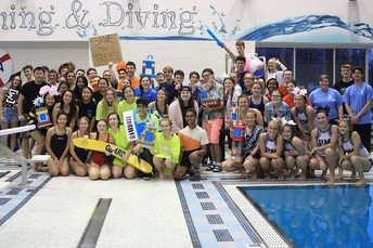 Student Participants at Float Your Boat 2019
