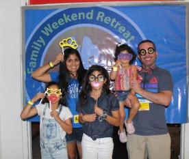 Family Weekend Retreat 2020
