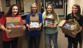 Junior High Operation Gratitude