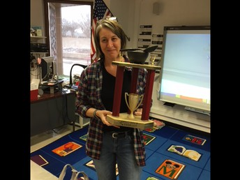 Mrs. Jones- Chili/Soup Cook Off Champion!
