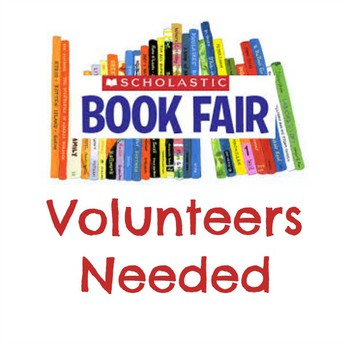 Book Fair Volunteers Needed