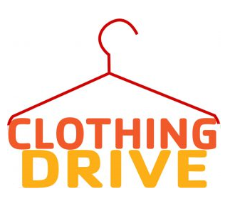 Clothing Drive - April 7th