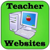 Teacher Websites