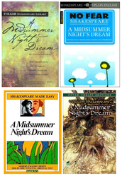 A Midsummer Night's Dream - a play by William Shakespeare