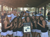 Our Girls Tennis Team is CIF CHAMPS!