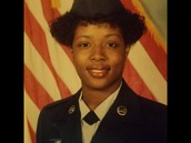 Technical Sergeant Rhonda Jones, Ret. United States Air Force