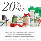 ****** Holiday Deals & Favorites ******