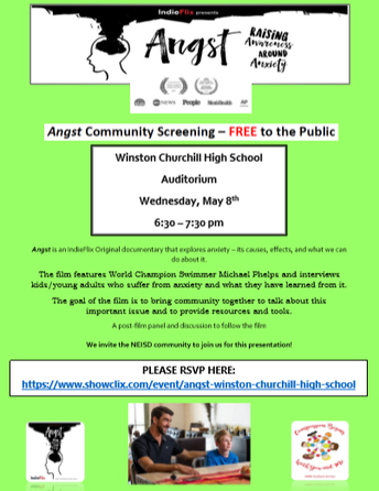 """ANGST"" Documentary-Special Screening"