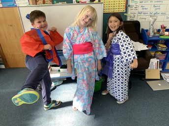 Rm 5's 'Japan day!