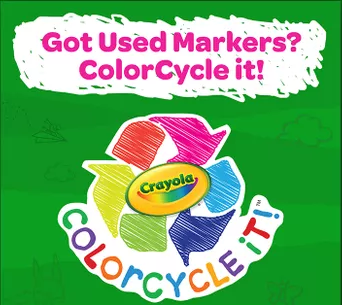 New Crayola Color Cycle Program