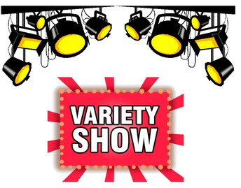 APRIL VARIETY SHOW REHEARSAL DATES
