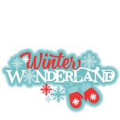 Winter Wonderland ~ December 2, 2017