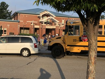 Buses Pulling in!