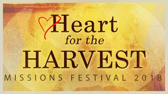 MISSIONS FESTIVAL Next Sunday!