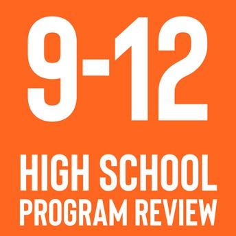 9-12 program overview
