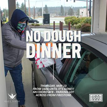 May No Dough Dinner