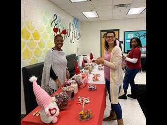 PTO Staff Candy Bar