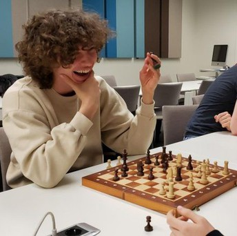 New! KMS Chess Club