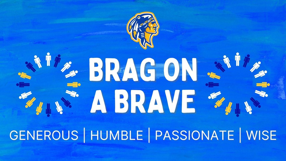 Click Here to See December's Brag on a Brave recipients!