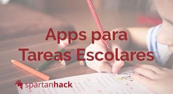 12 Mejores aplicaciones para tareas escolares