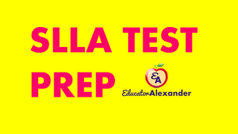 SLLA 6990 Test Prep is Now Available