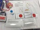Guided Math Games: Backpacks