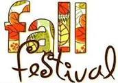 Fall Festival is Friday, September 27!