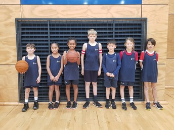 TPS Hot Shots at the Basketball World Cup