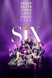 Musical Review - Six (A Tale of Henry the VIII's Queens)