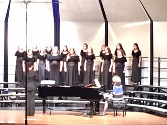 CMS Non Varsity Treble Choir