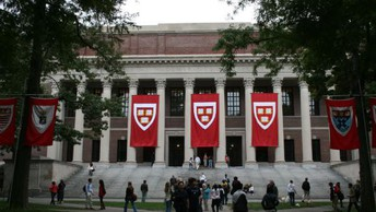 Curso de inglés de verano para jóvenes en la Universidad de Harvard